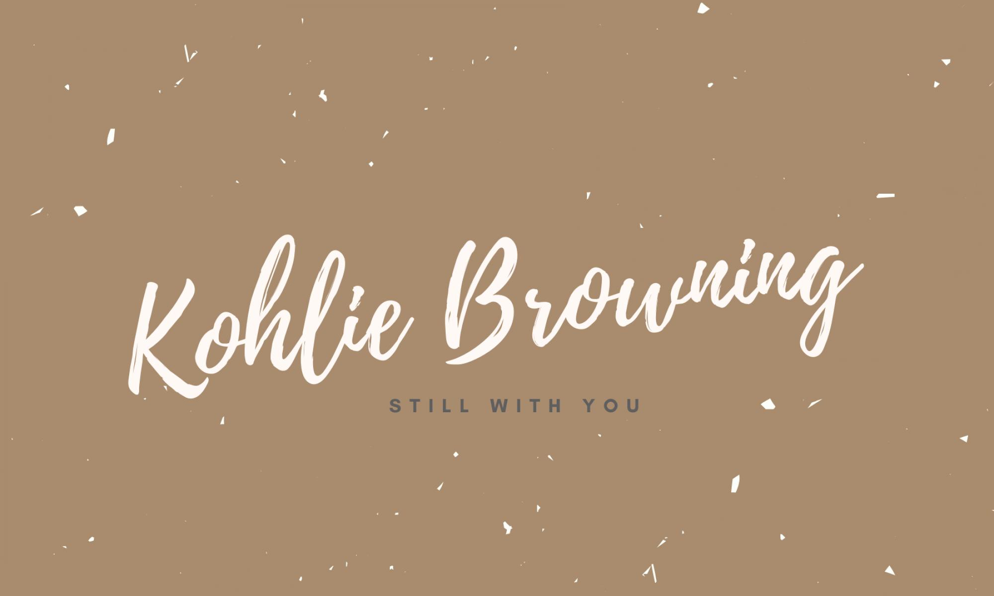 Kohlie Browning